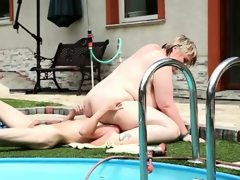 Obese bbw mistress diana gets her..