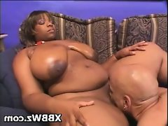 Extreme ramming in nasty bbw vagina