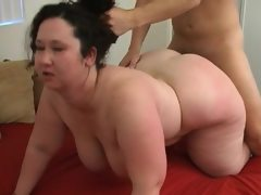 Busty big woman bitch screwed in all..