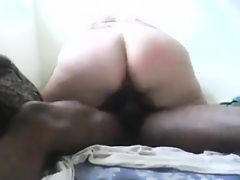Bbw riding on some big cock