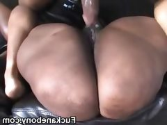 Chubby bbw ghetto black slut oral and..