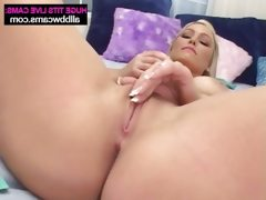 Blonde bitch abbey brooks gets nailed