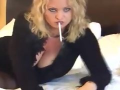 Michele the smoking whore