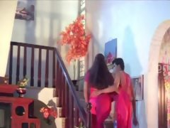 Indian wife full romance