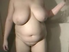 Fat bbw ex girlfriend with big