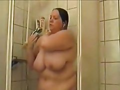 Huge german bbw amateur