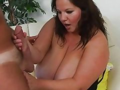Amazing bbw superstar