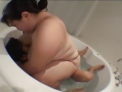 Asian bbw facesitting, dominating and..