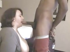 Bbw wife young bbc
